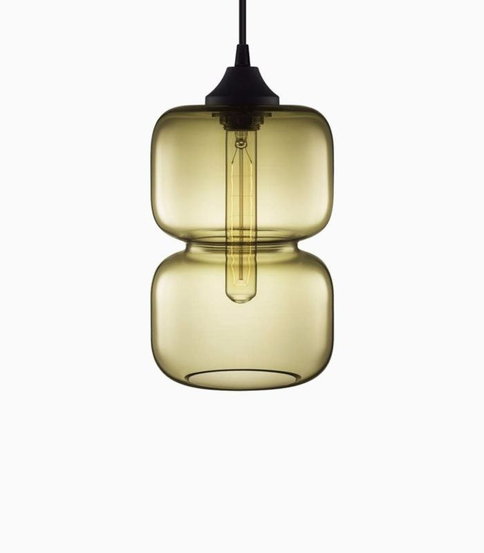 contix|media Demoshop Produkt Lampe Hourglass Braun