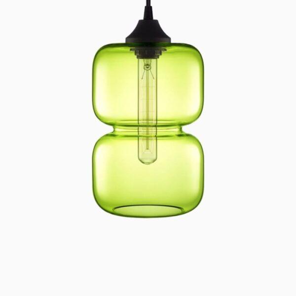 contix|media Demoshop Produkt Lampe Hourglass Grün
