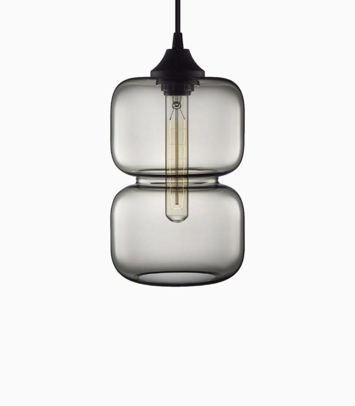 contix|media Demoshop Produkt Lampe Hourglass Grau
